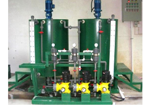 XNT型絮凝剂添加装置